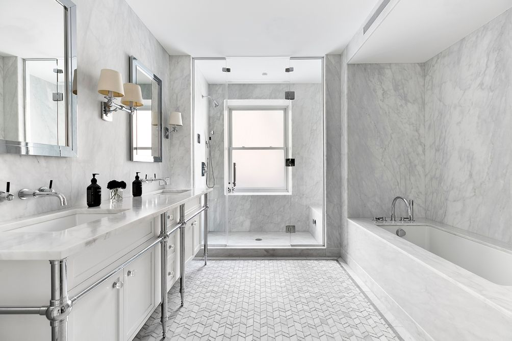 NYC amazing bathrooms