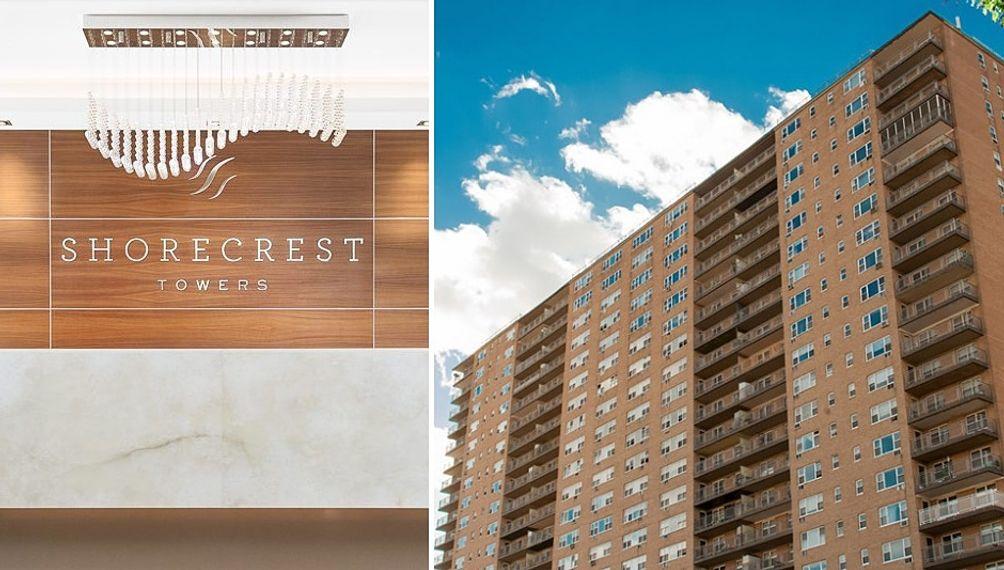 Renovated Homes Ocean Views Brooklyn S Shorecrest Towers Leasing