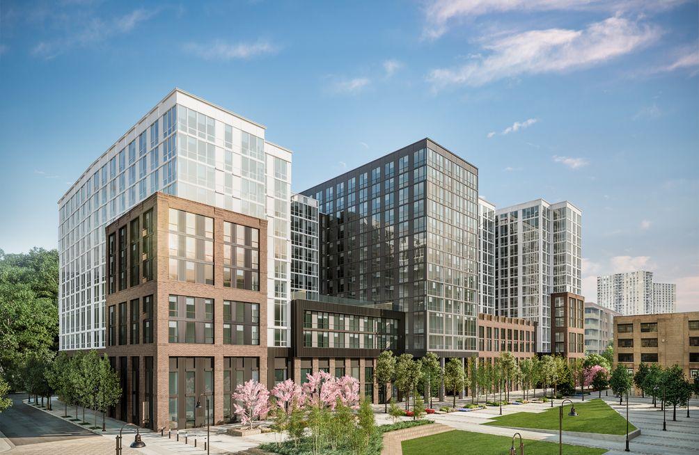 7 Seventy House, 770 Jackson Street, Hoboken, rental, MHS Architects, Cahn Communications