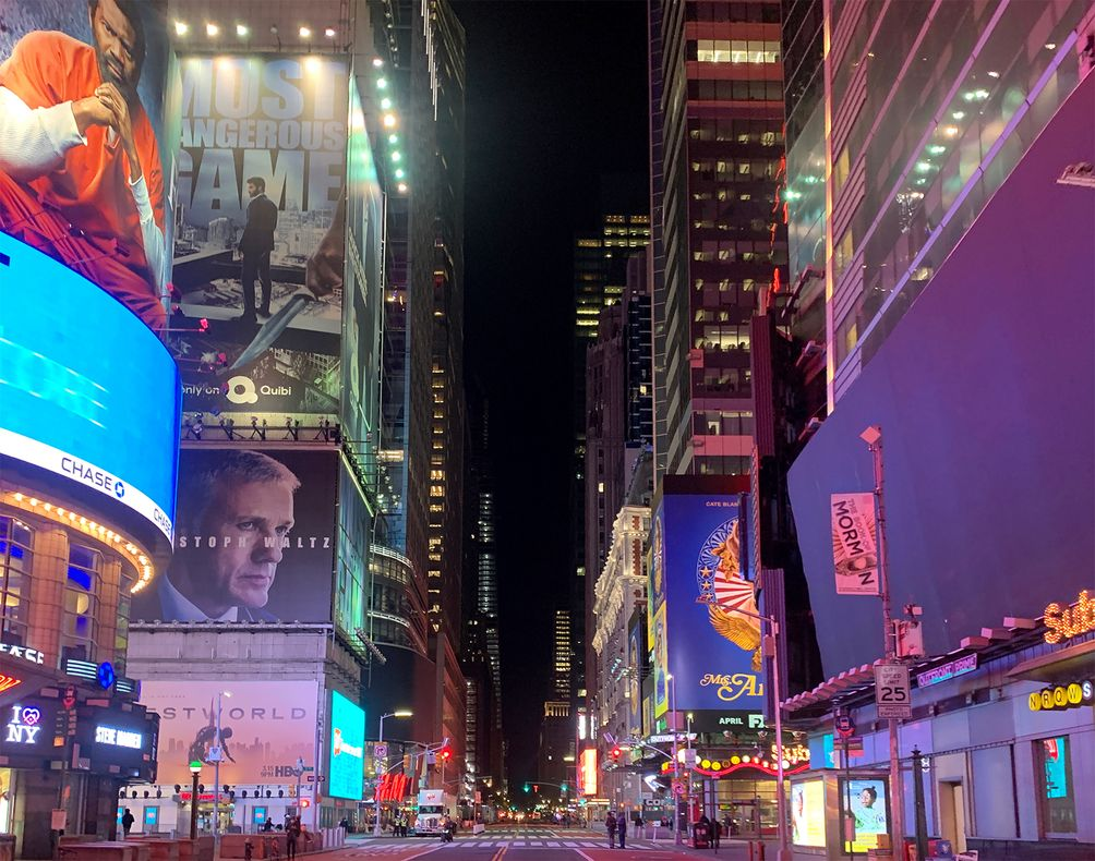 New York City-42nd Street