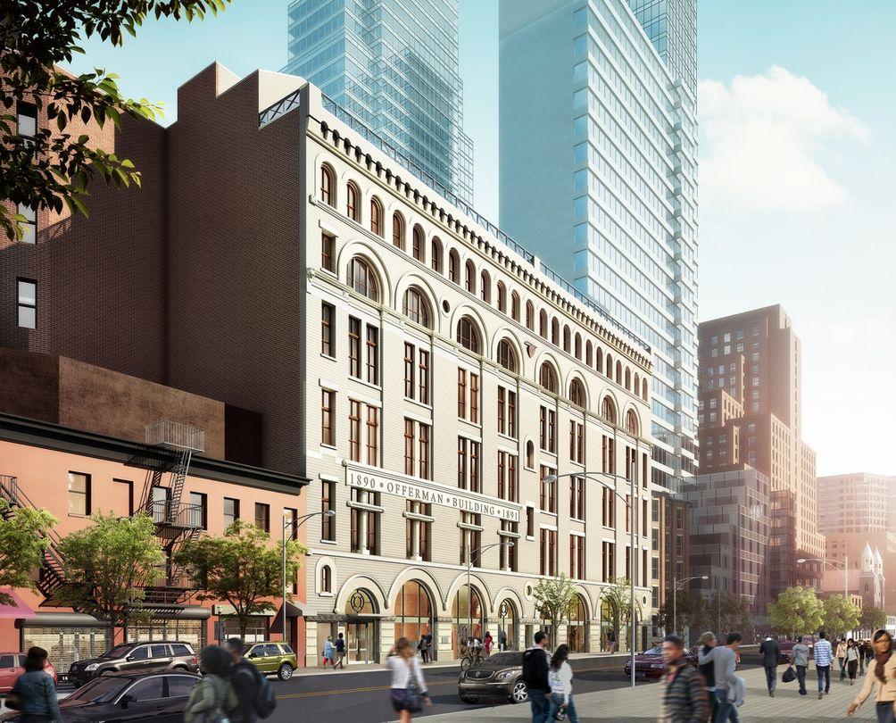 GreenbergFarrow, Downtown Brooklyn Development, Brooklyn rentals, no fee apartments