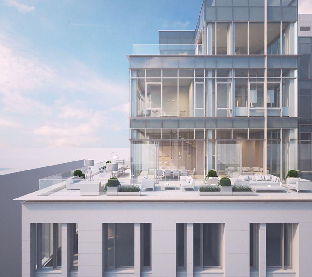 Market Street Village Apartments: BKSK's West Village Condo At 127 Leroy Street Rises