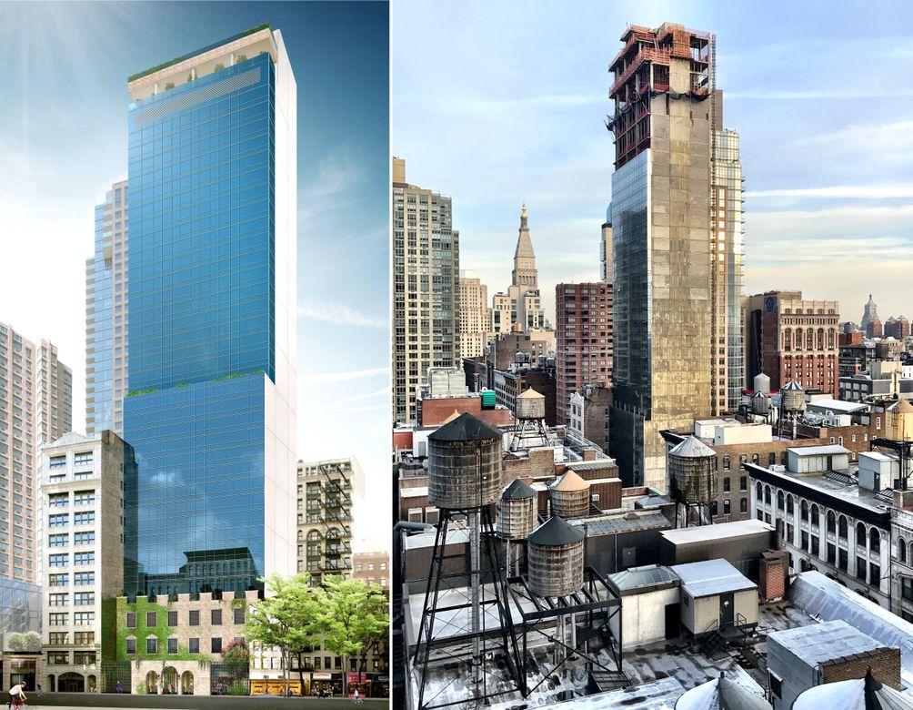 112 West 25th Street 1 Marriott Renaissance Chelsea