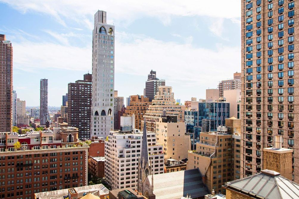 180 East 88th Street skyscraper