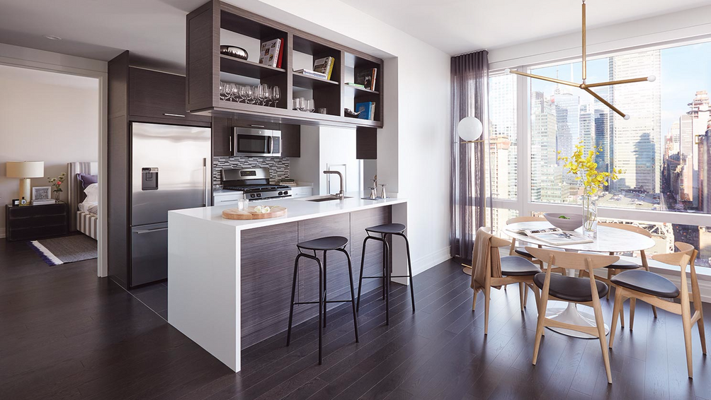 More Amenities Unveiled At Extell S Midtown Rental 555ten