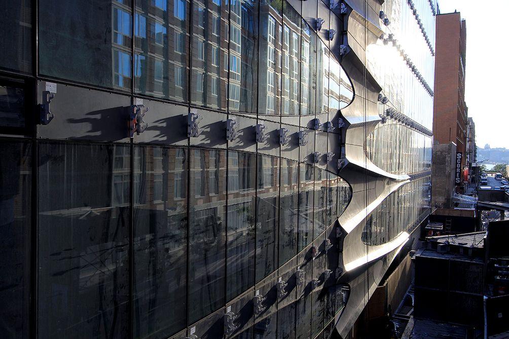 Zaha Hadid, West Chelsea condominium