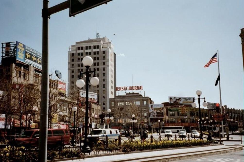 NJ journal square historic