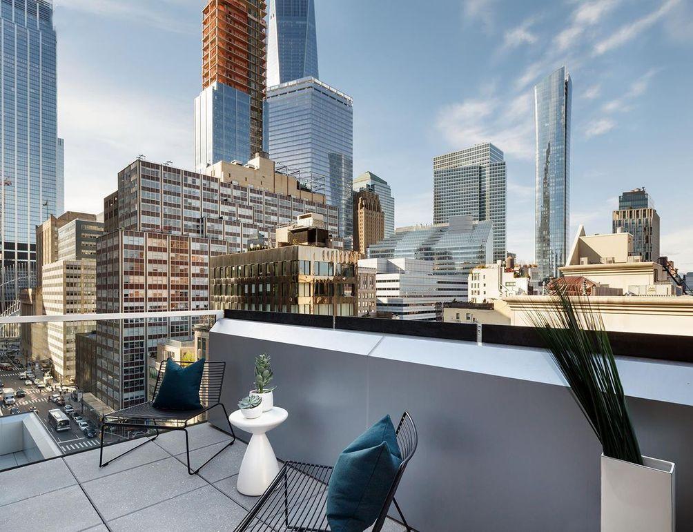 30 Warren Street - Tribeca loft condos