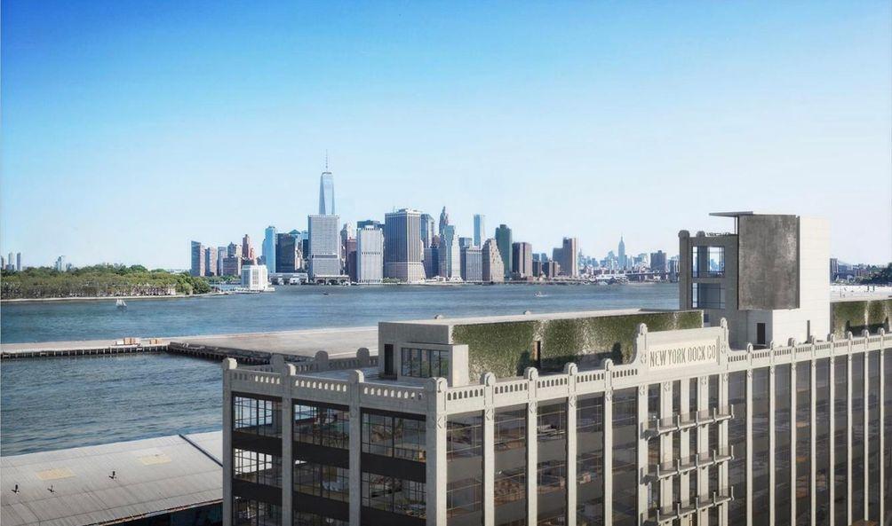 160 Imlay, New York Dock Building