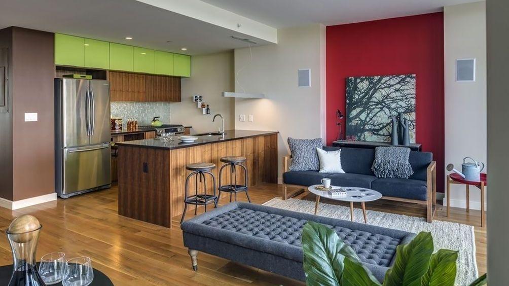 101 Bedford Avenue model residence
