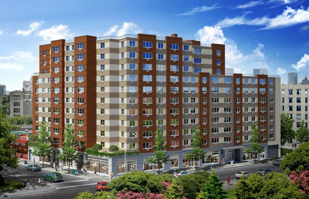 Work Continues on New 11-Story Rental at 2030 Creston Avenue