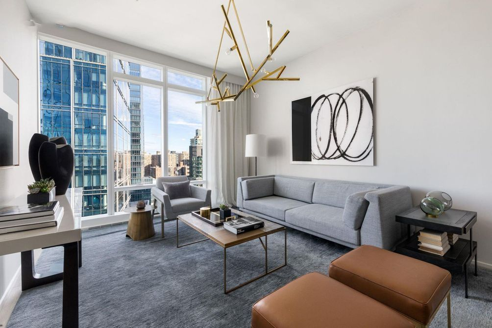 Two Waterline Square - Waterline Square condos - Upper West Side