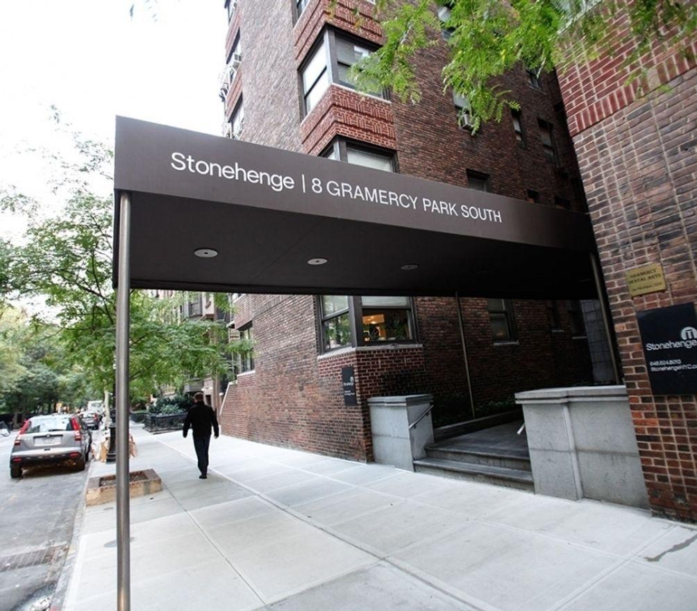 8 Gramercy Park South