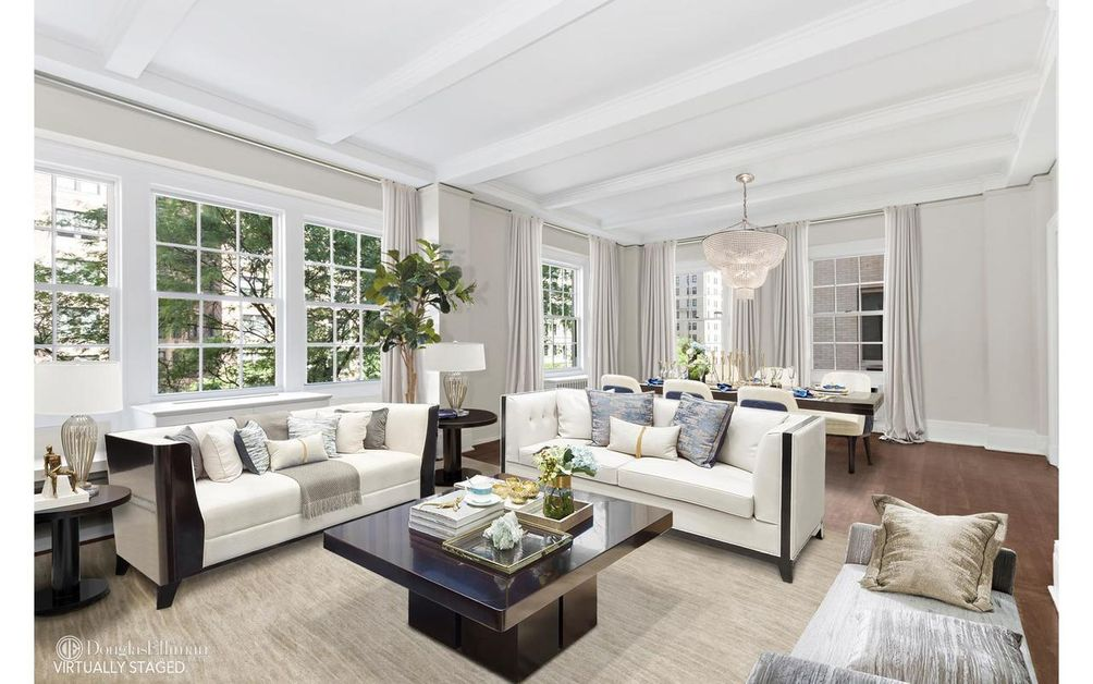 829 Park Avenue interiors
