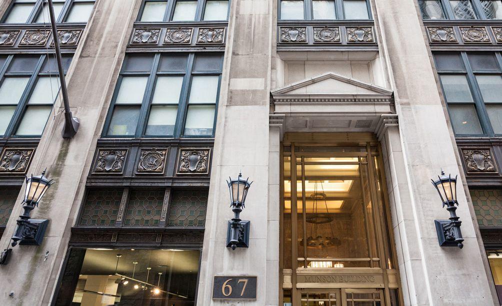 67 Wall Street
