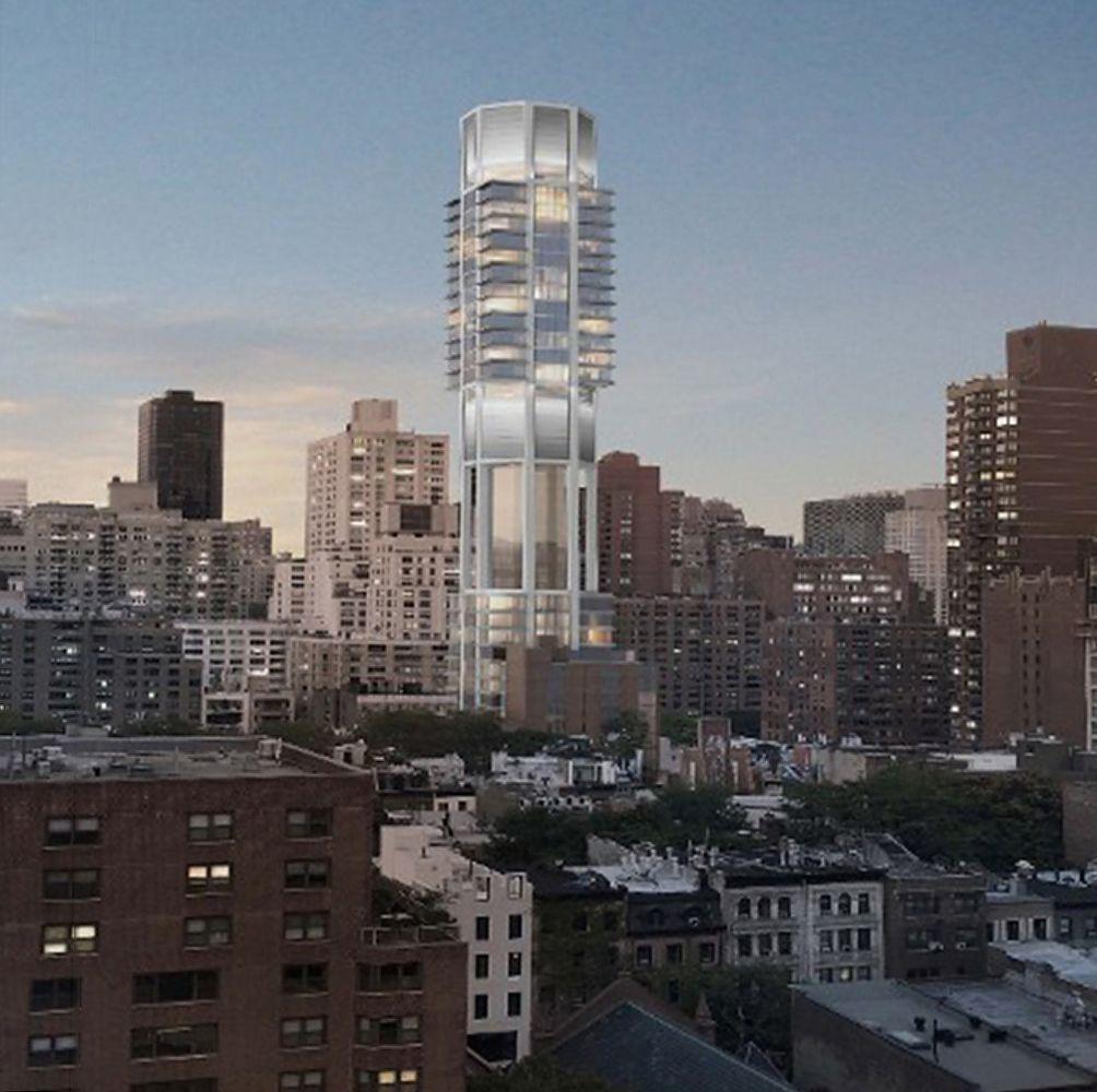 249 East 62nd Street rendering