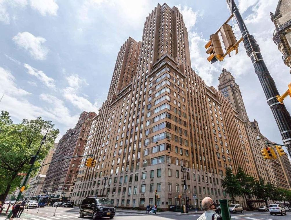 The Majestic - 115 Central Park West - Upper West Side