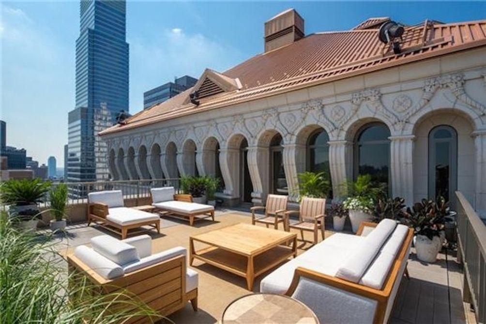Trump Park Avenue, 502 park avenue, trump park avenue penthouse