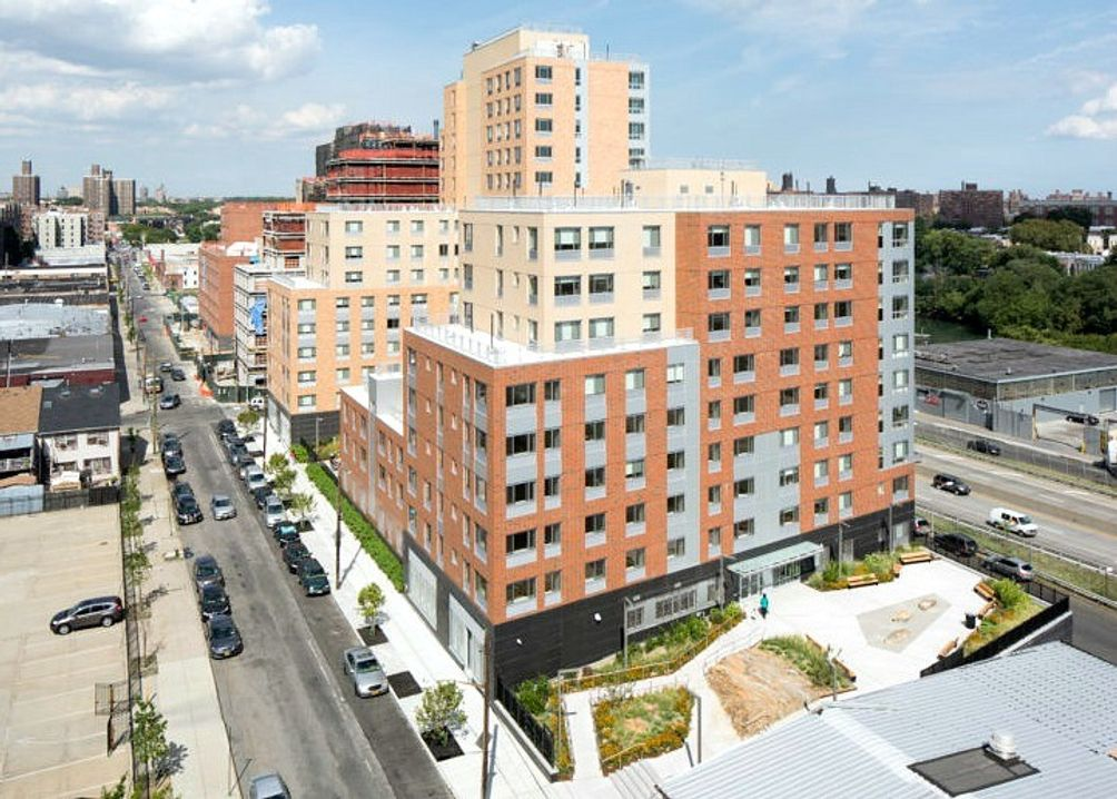 Compass Residences, 1560 Boone Avenue, Bronx, affordable housing