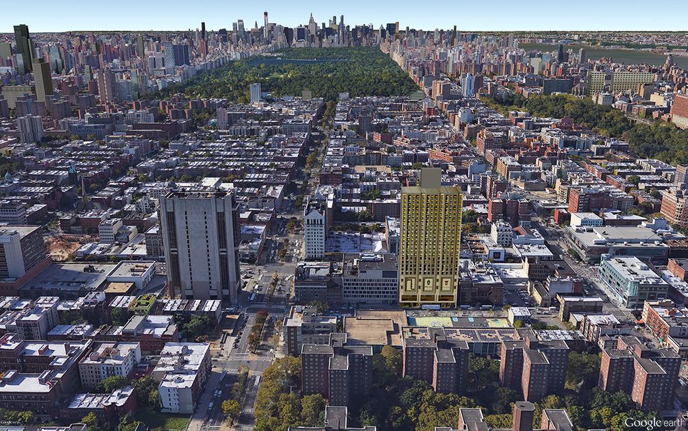 Harlem development