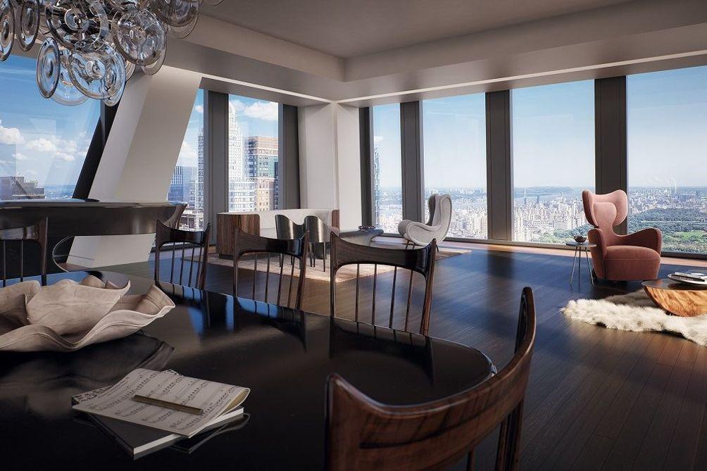 53 West 53rd Street interiors
