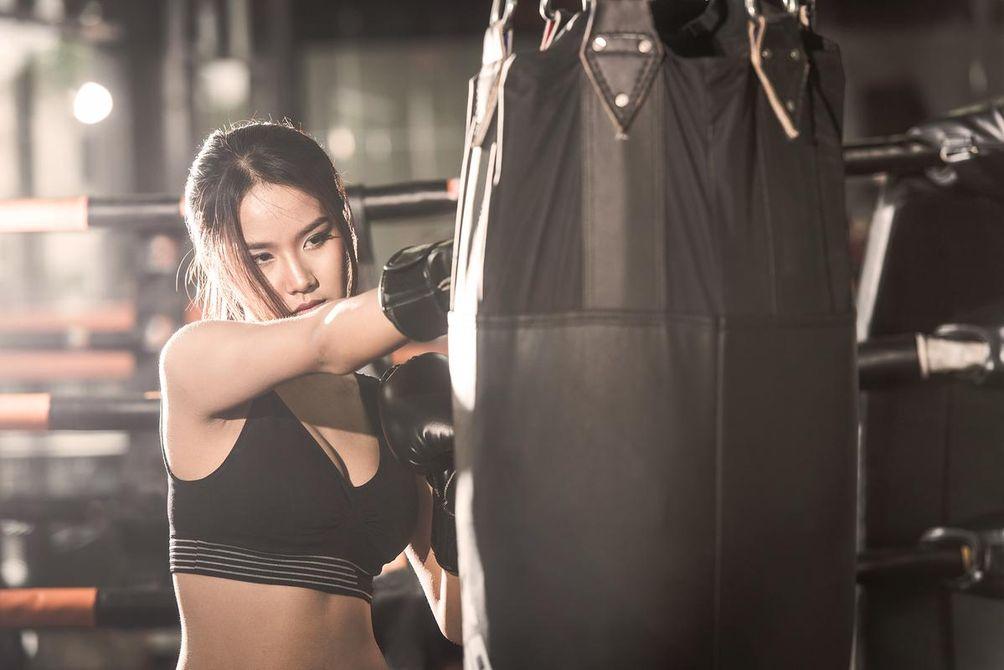 21 West End Avenue boxing studio