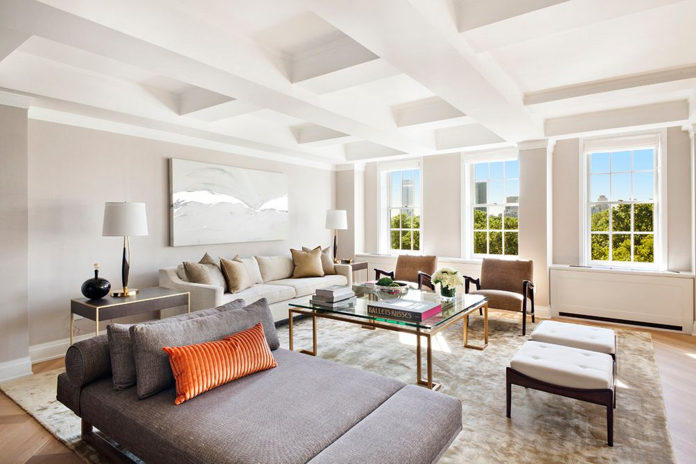 360 Central Park West interiors