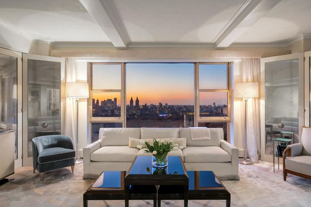 the carlyle living