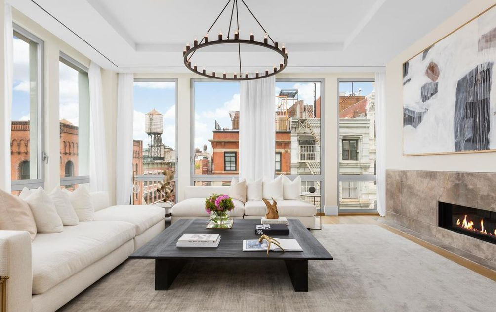 52 Wooster Street interiors