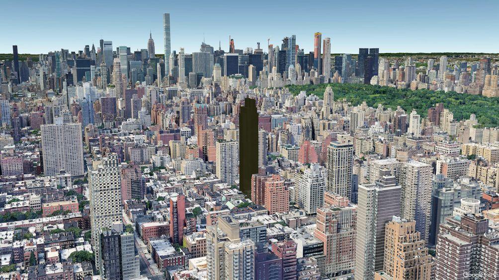 Naftali condo Manhattan
