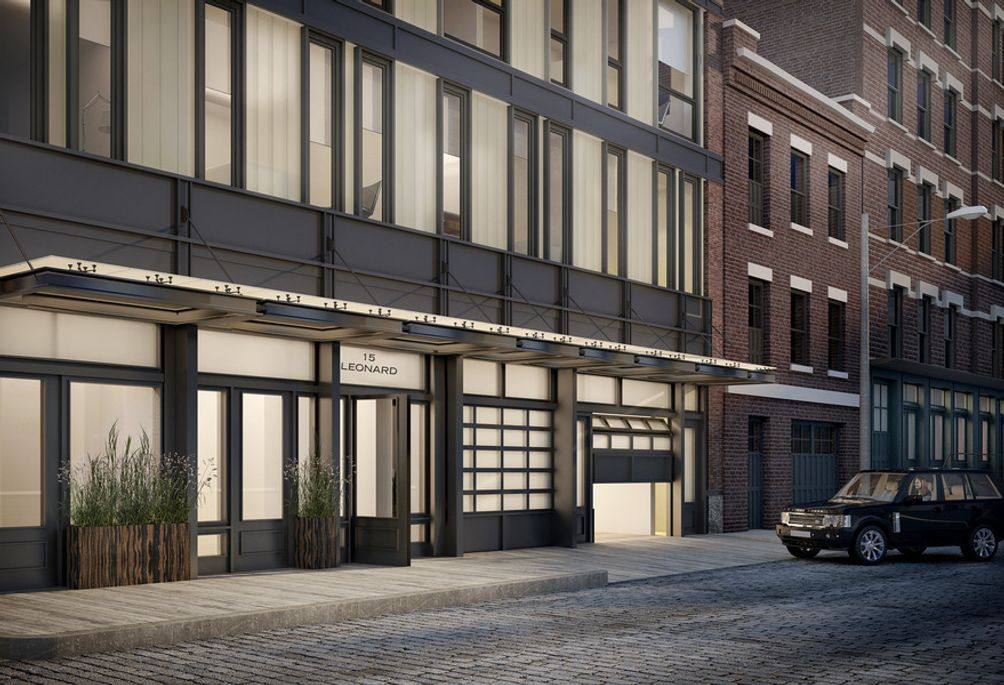 Manhattan condos, Teurrett COlaborative, Tribeca apartments, NYC condos, New York apartments, downtown living