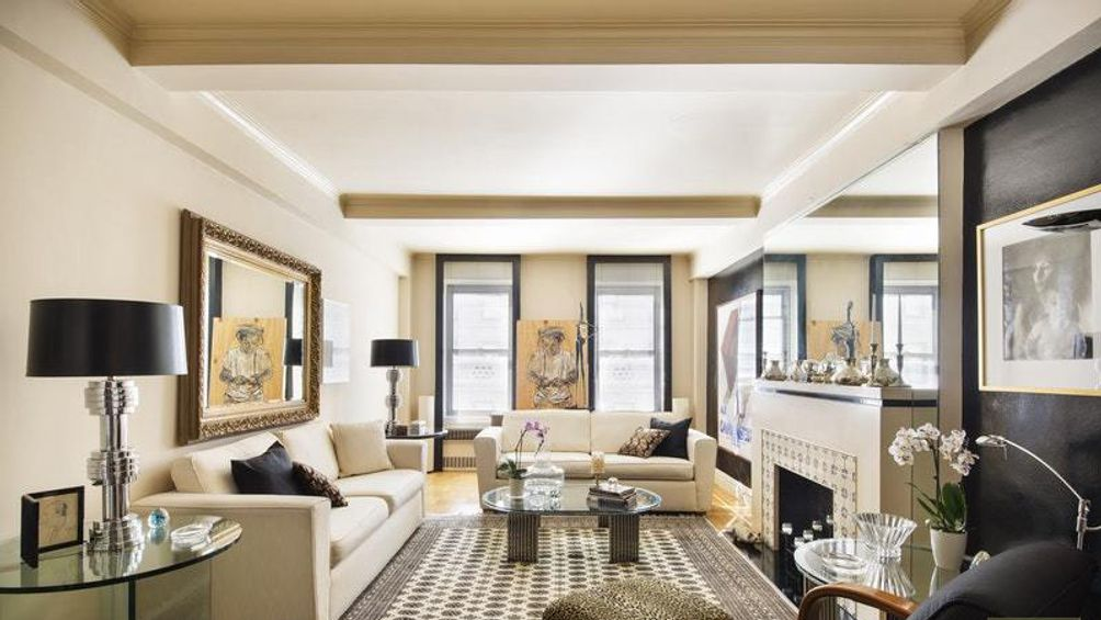 22 East 88th Street interiors