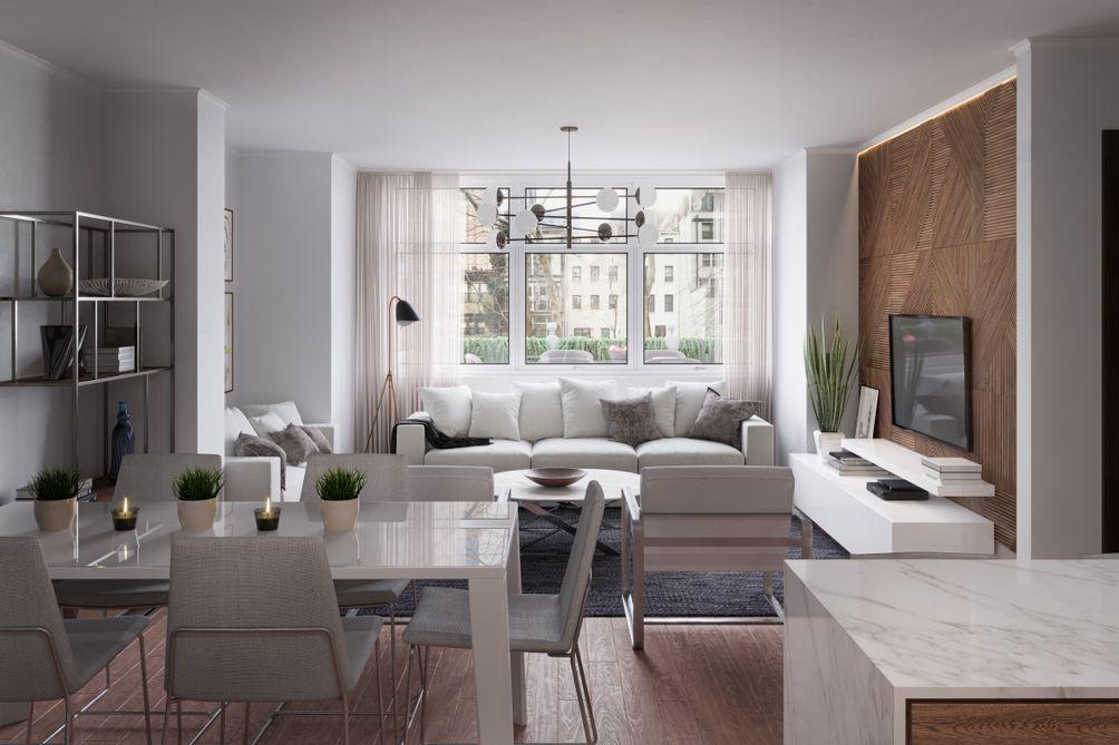 Morad Beekman apartments