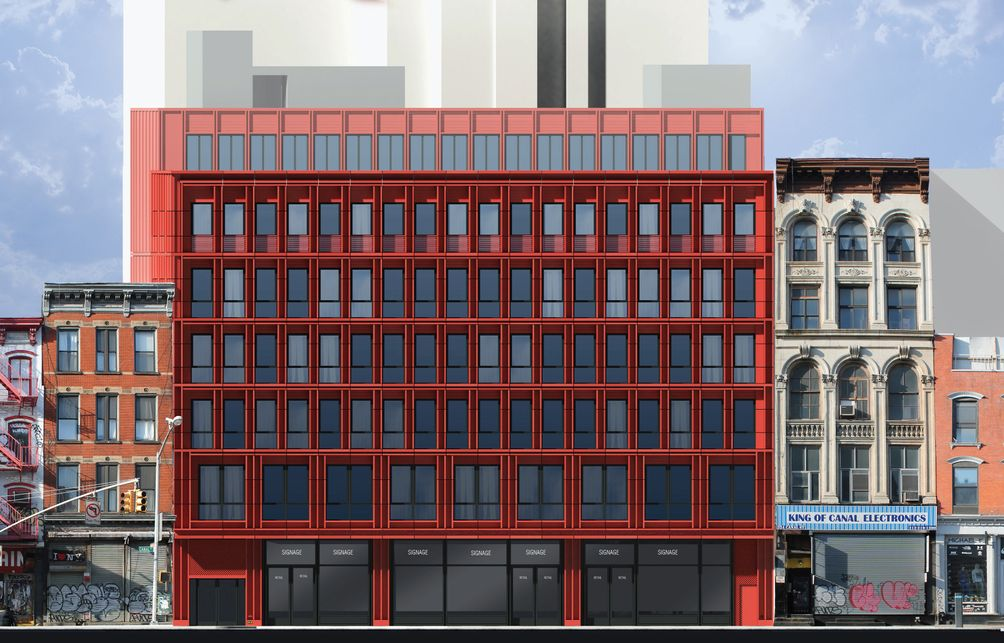 312-322 Canal Street Revised Design