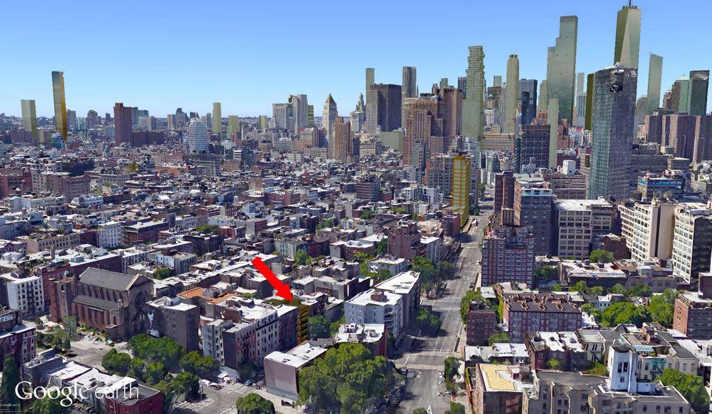 Manhattan condos, 54 MacDougal Street, SOho condos,, Downtown condos
