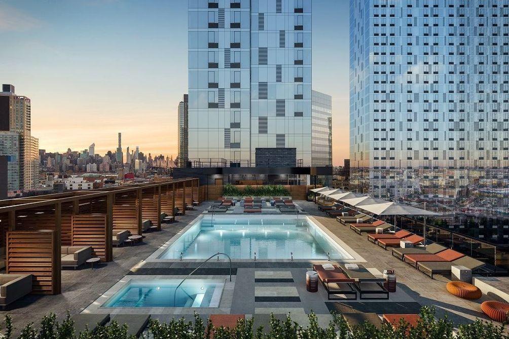 jackson park outdoor pool rendering