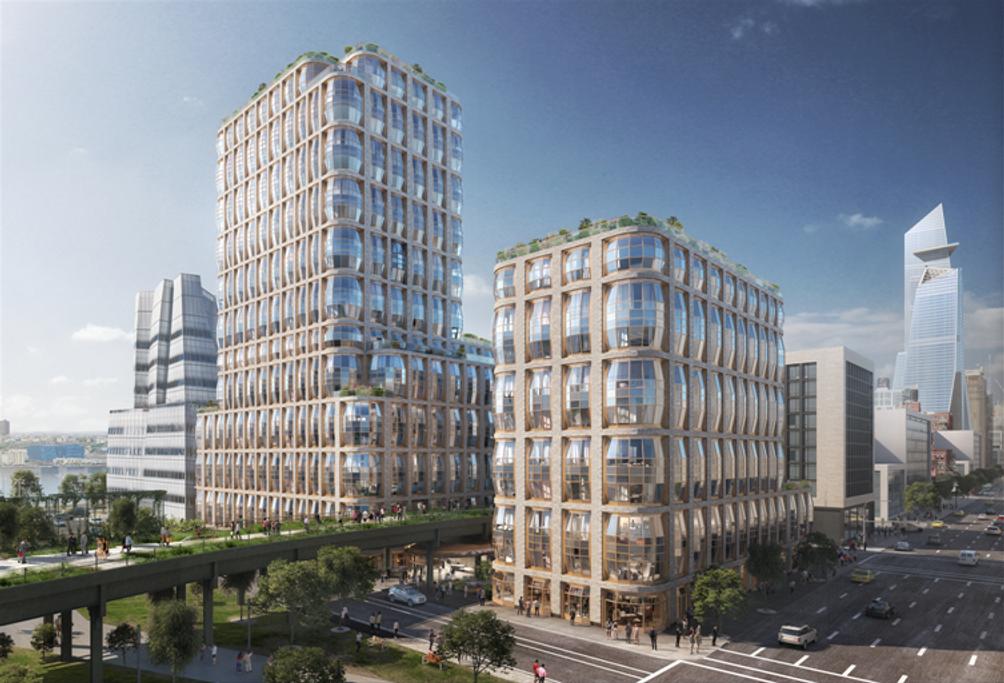 Thomas Heatherwick Designs Bubble-Wrapped Condos to Saddle Up Next
