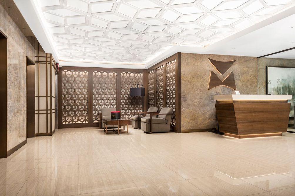 Lobby at 30 Park Avenue NYC