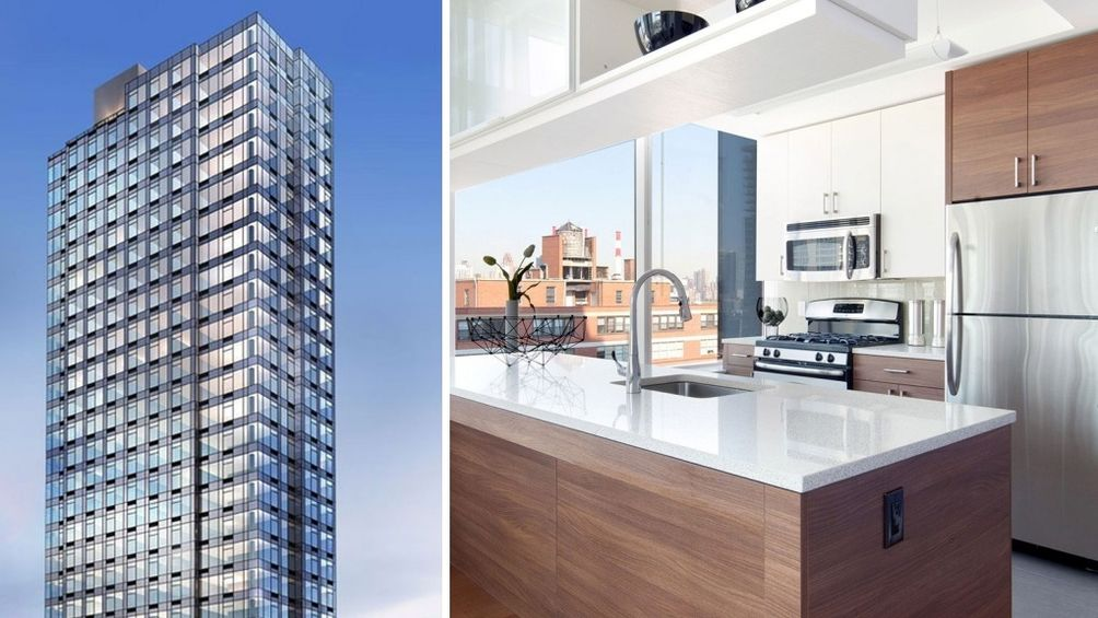 Live in LIC at 27 on 27th: Rentals from $2,384/Month in Full
