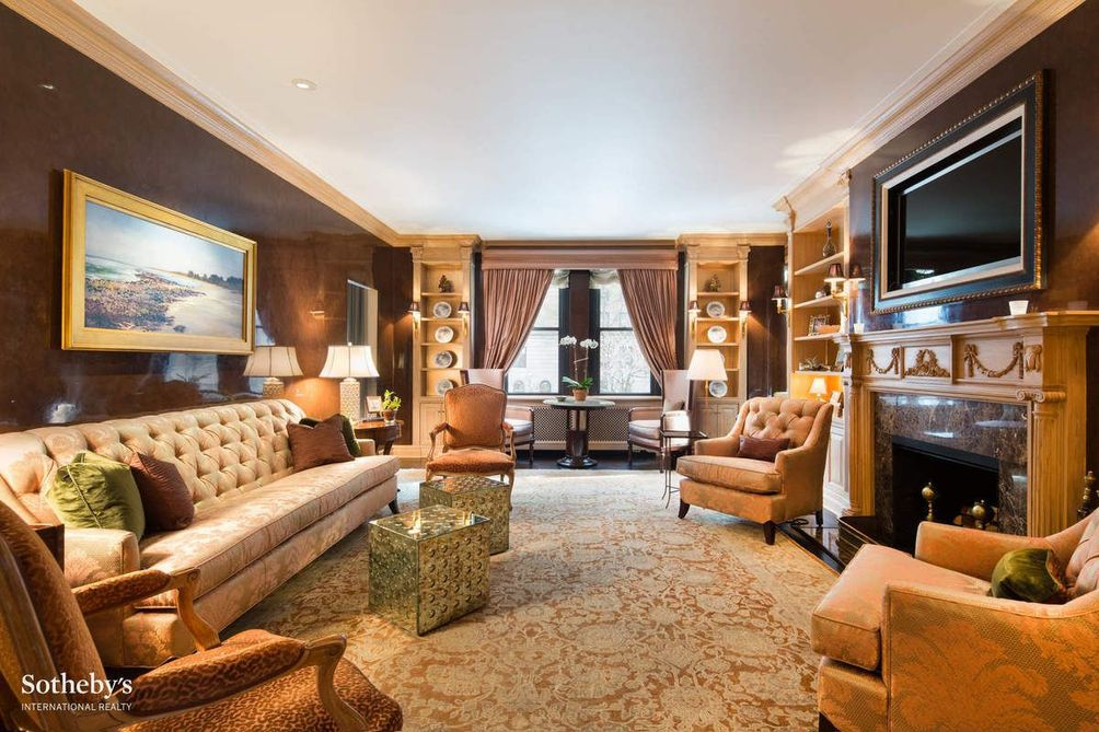 784 Park Avenue interiors