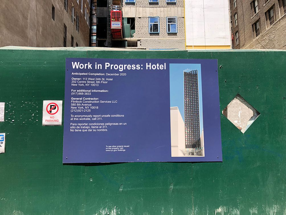 117 West 24th Street