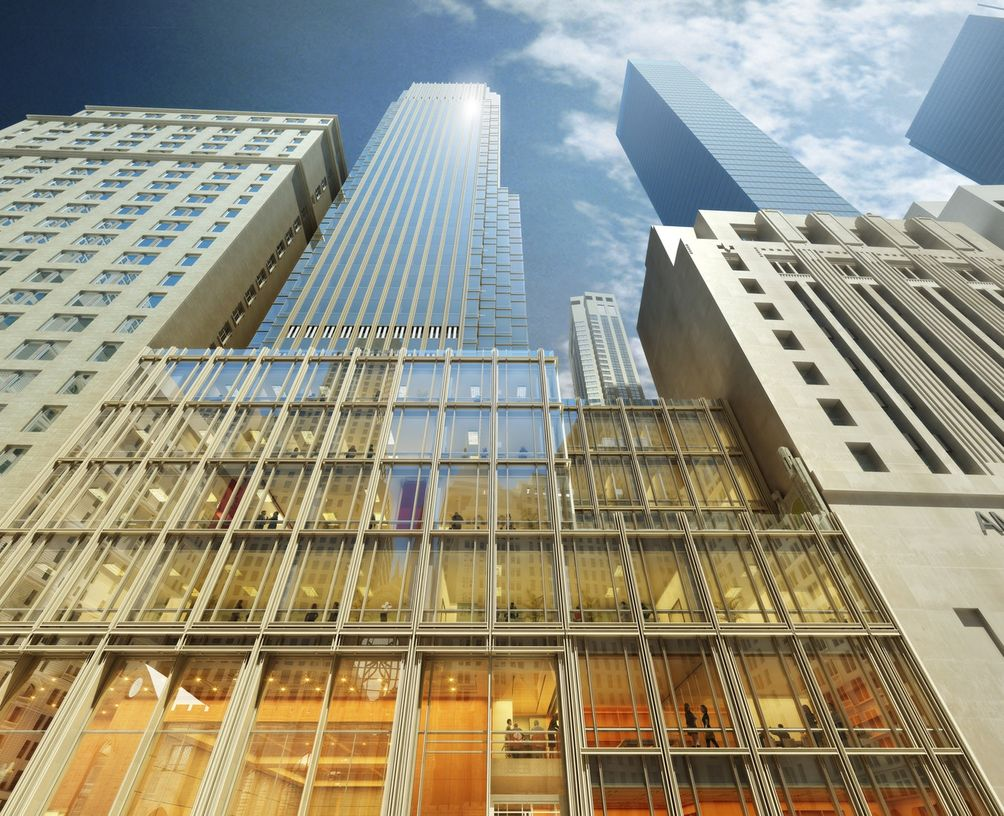 76 Trinity Receives Beautiful Facade, See New Renderings and