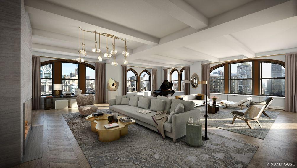 212 Fifth Avenue interiors