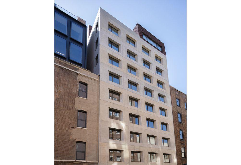 532 West 20th Street - Chelsea condos