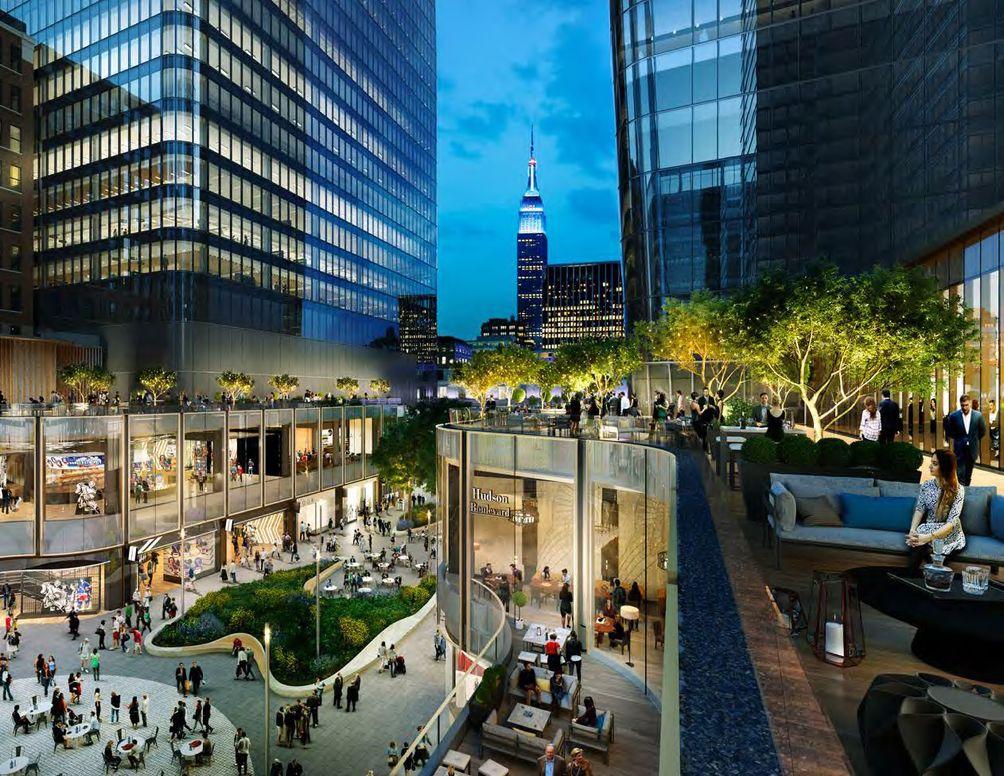 Manhattan West, Brookfield Properties