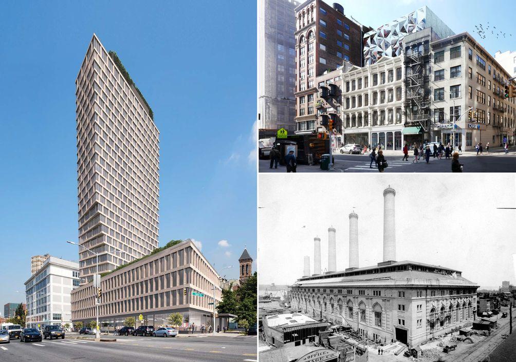 NYC developments