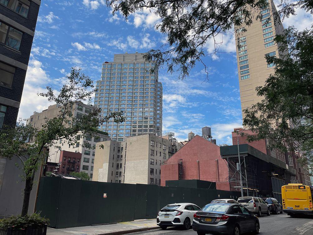 44 West 66th Street Extell Development