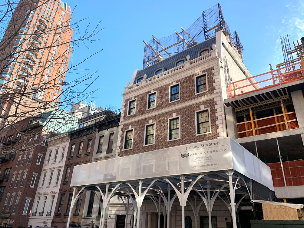 154 East 78th Street mansion
