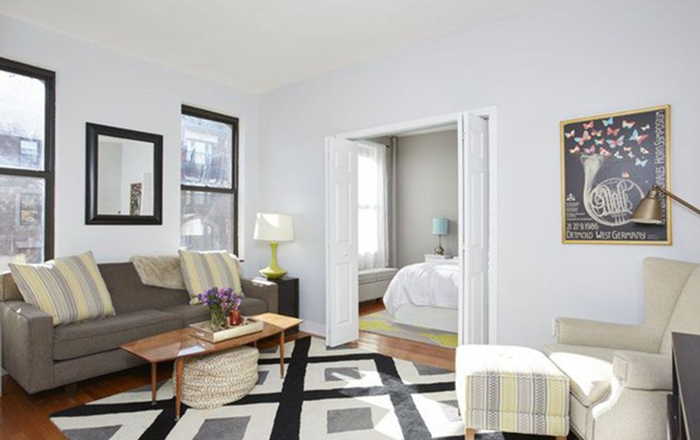 501 West 122nd Street interiors