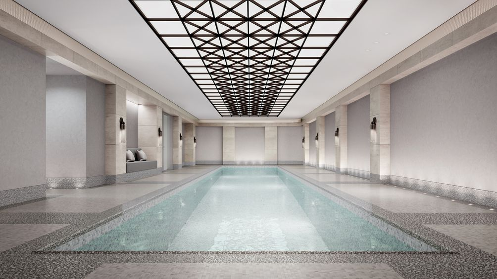 Saltwater pools: The new luxury amenity in NYC | CityRealty